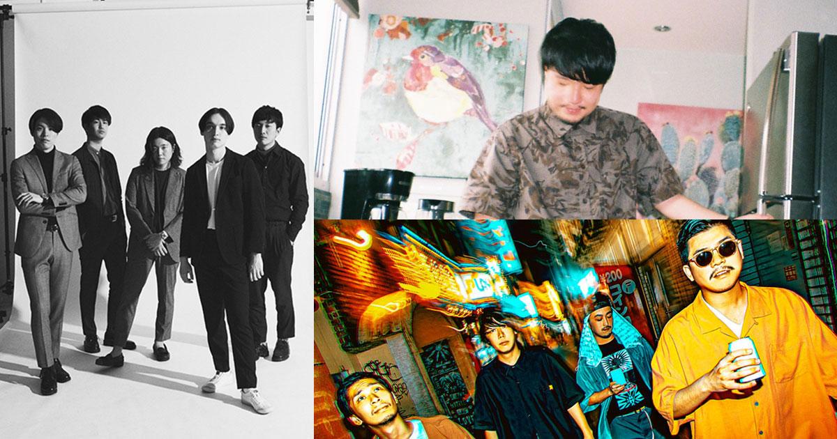 【振替公演】Johnnivan / maco marets / YONA YONA WEEKENDERS