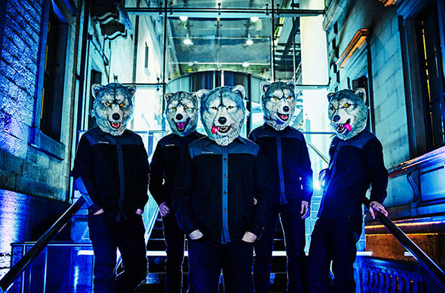 SOUND & VISION X Presents  MAN WITH A MISSION