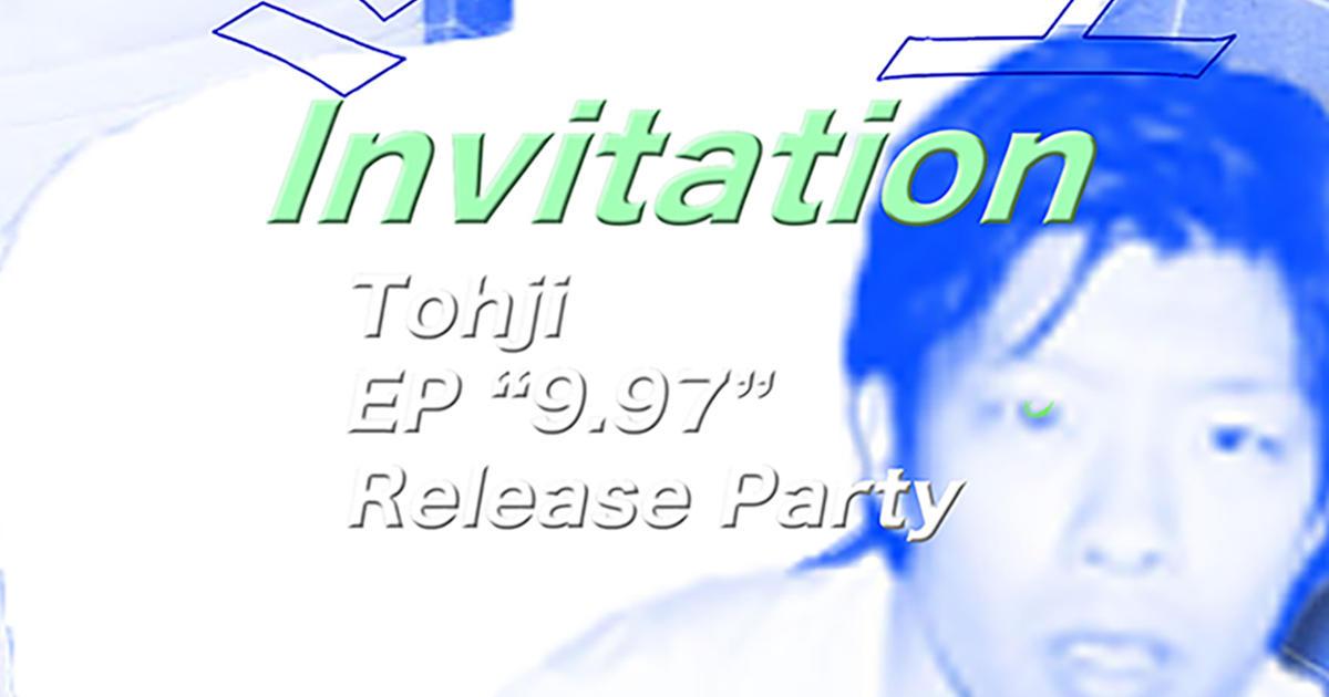 [LIVE]:Tohji / Fuji Taito / Sleet Mage / [DJ]:ChuBEI / Supernatural / 荒井優作 / and more