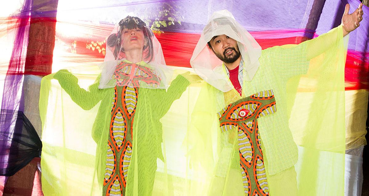 WaqWaq Kingdom (Kiki Hitomi & Shigeru Ishihara) / MEW / TOREI / UKD (Double Clapperz) / Mars89 [南蛮渡来]  / suimin [南蛮渡来]