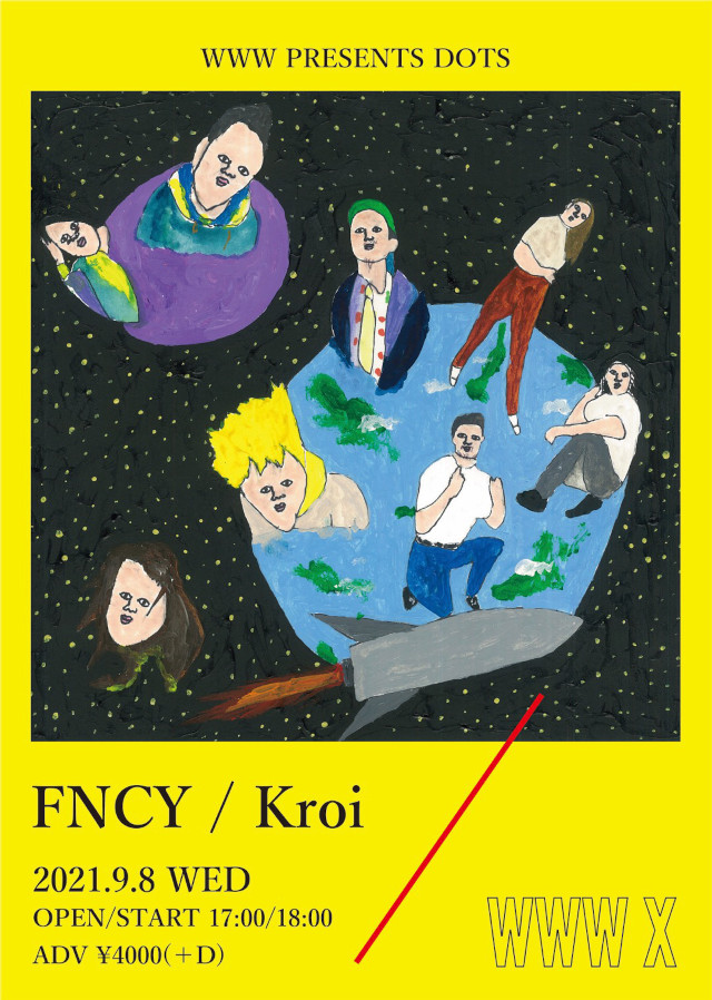 FNCY / Kroi