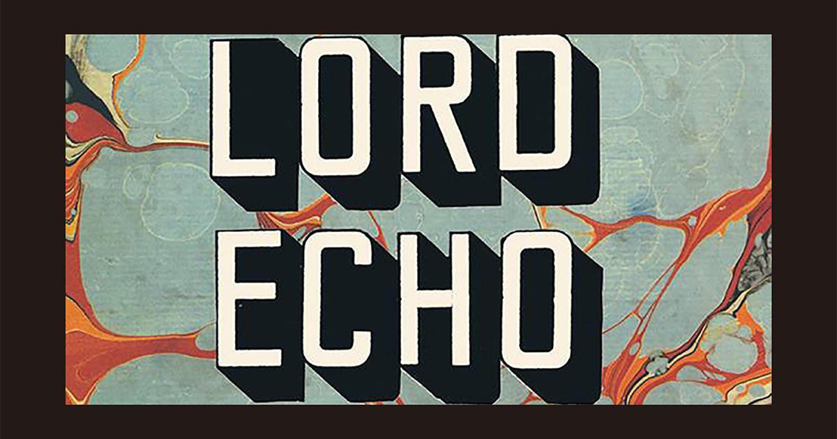LORD ECHO (Wonderful Noise,New Zealand) full band live set  / Front Act : Yossy Little Noise Weaver