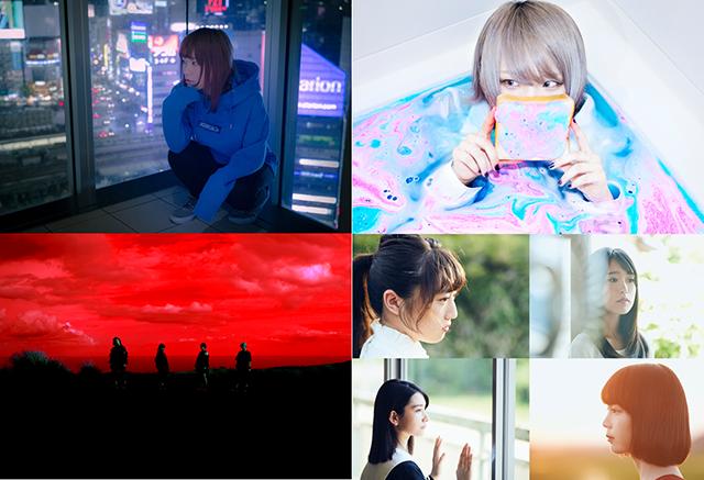 sora tob sakana / YUC'e / アサキ / Maison book girl