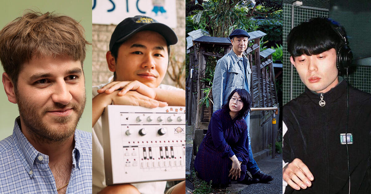 Live: Project Pablo / ind_fris / mmm with エマーソン北村   / DJ: Kotsu