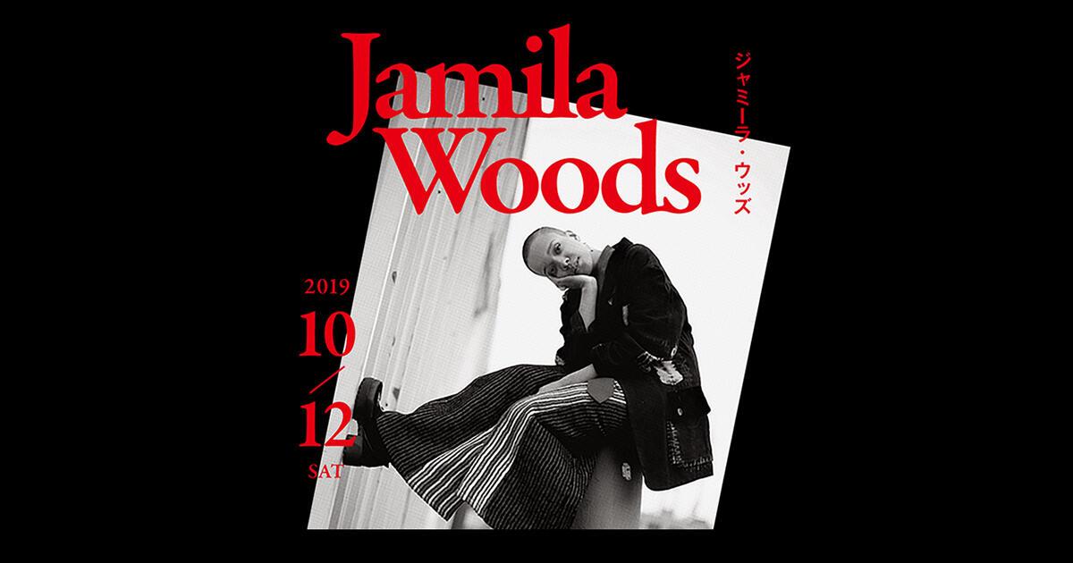 LIVE:Jamila Woods / DJ:16FLIP