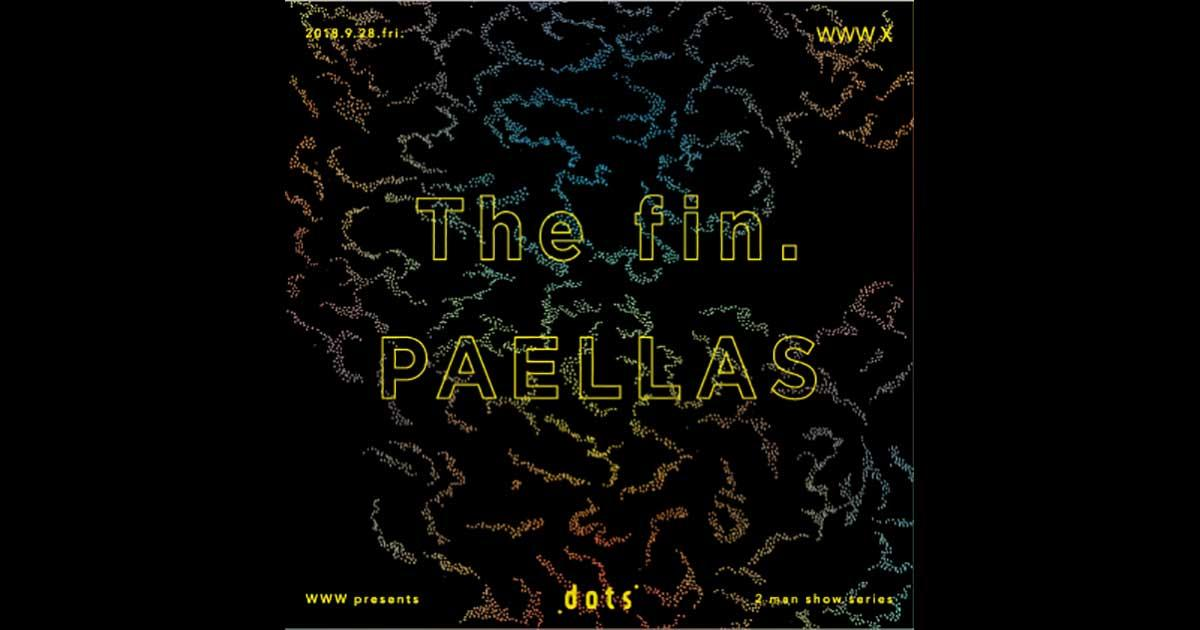 The fin. / PAELLAS