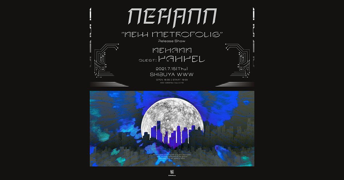 NEHANN / yahyel