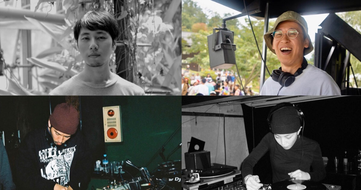 Torei / Lil Mofo / nutsman / Hiroshi