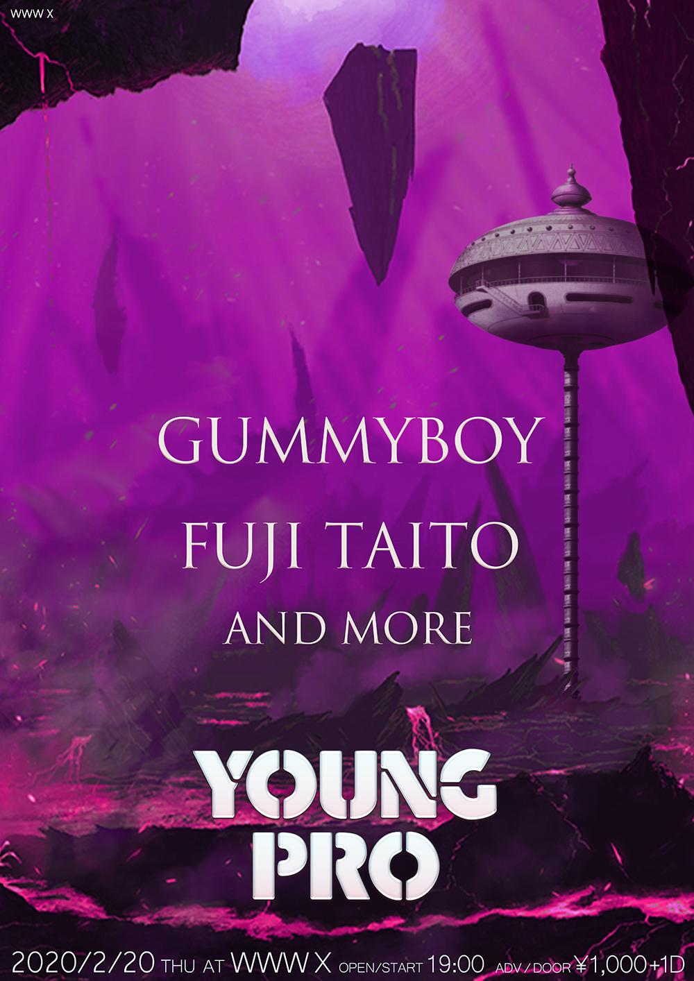 gummyboy / Fuji Taito / and more