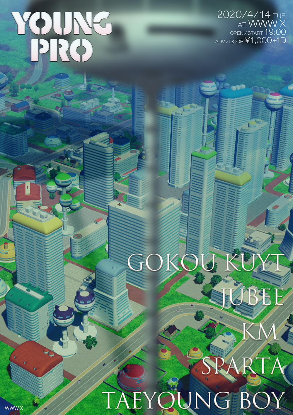 Gokou Kuyt / JUBEE / KM / SPARTA / Taeyoung Boy