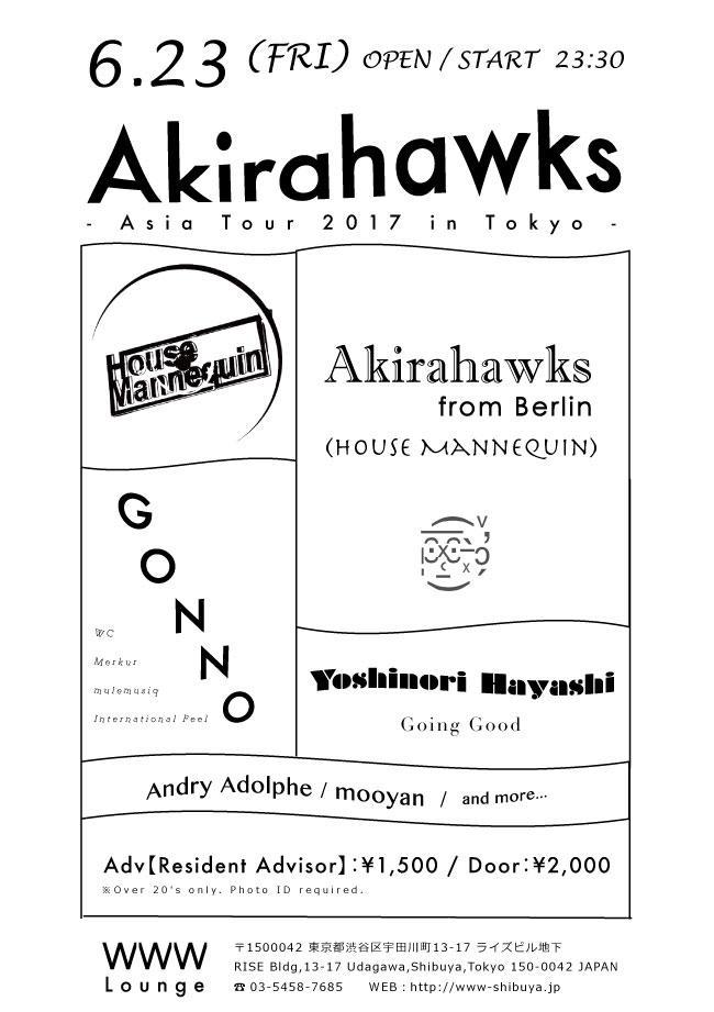 Akirahawks / GONNO / Yoshinori Hayashi / Andry Adolphe / mooyan / IGAXX / ippei
