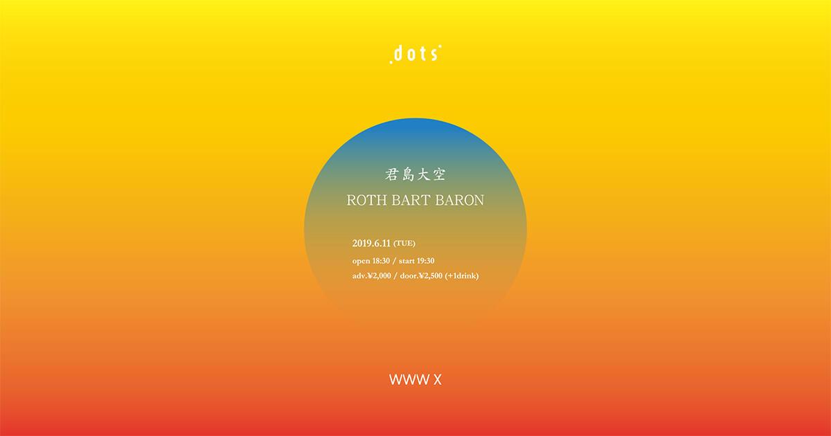 君島大空 / ROTH BART BARON