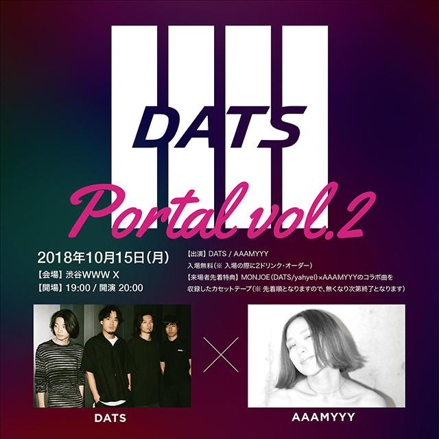 DATS / AAAMYYY