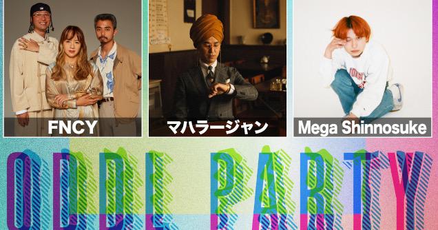 マハラージャン / FNCY / Mega Shinnosuke