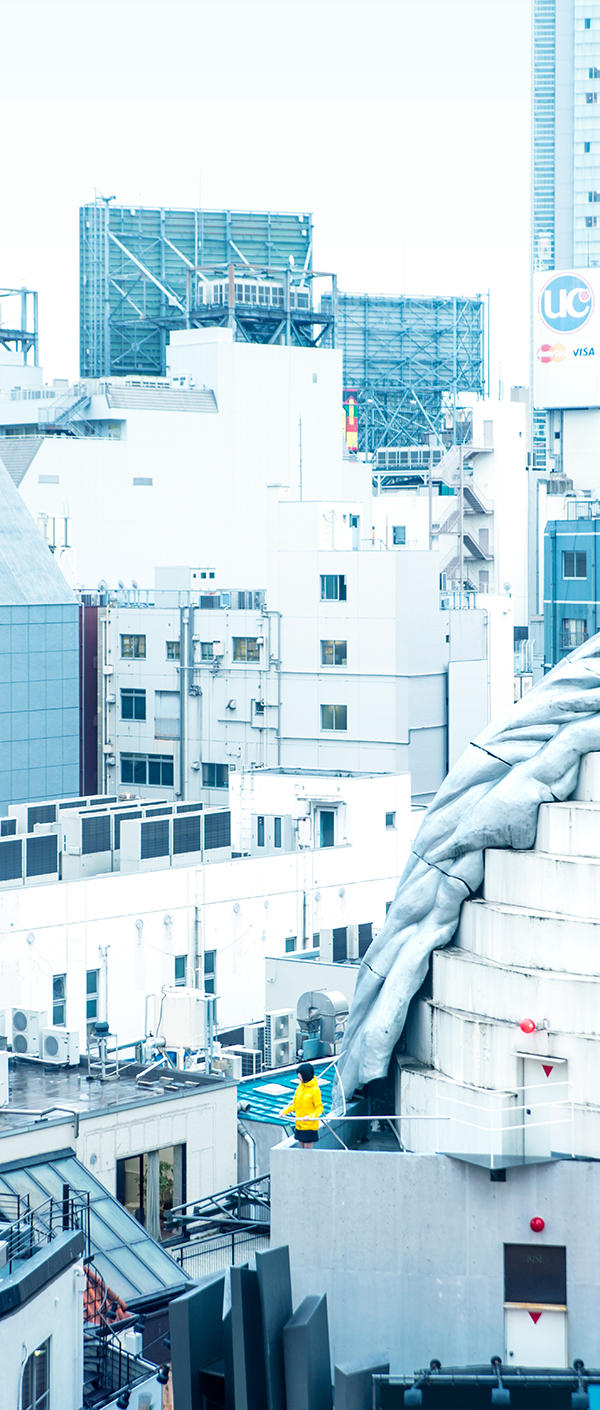 Aiobahn & Yunomi / Avec Avec / banvox & Nor / bo en / DJ WILDPARTY / in the blue shirt / Masayoshi Iimori / PARKGOLF / Pa's Lam System / Tomggg / 三毛猫ホームレス