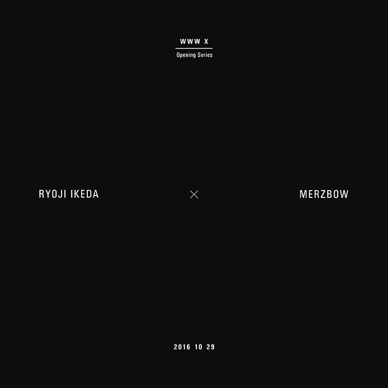 Ryoji Ikeda / Merzbow