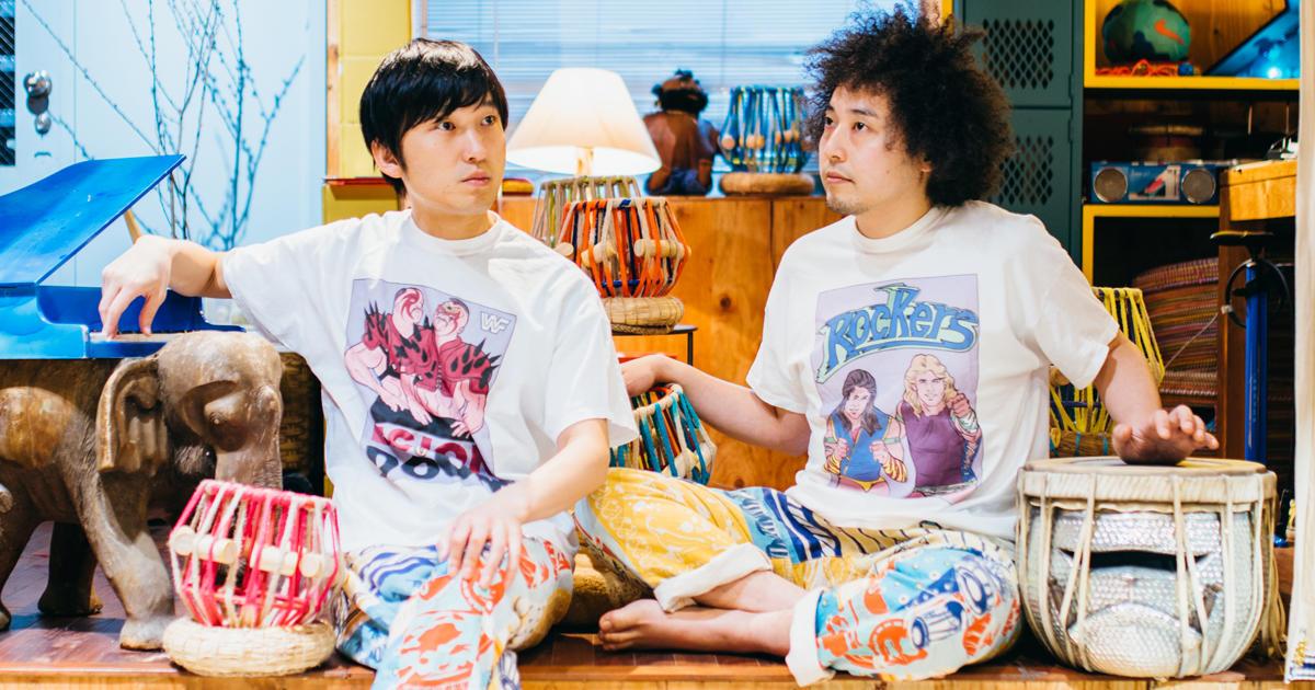 蓮沼執太 / U-zhaan / guest:mabanua / 環ROY / ヨシダダイキチ