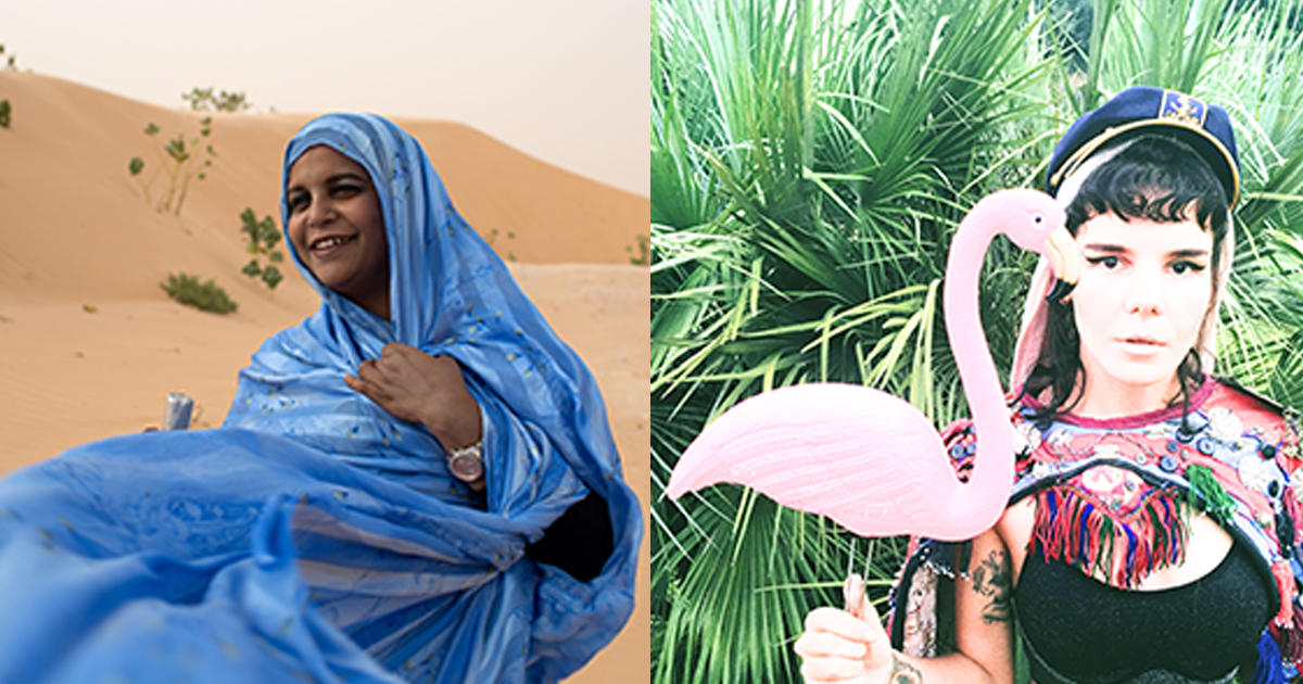 NOURA MINT SEYMALI (Mauritania) / GAYE SU AKYOL(Turkey)