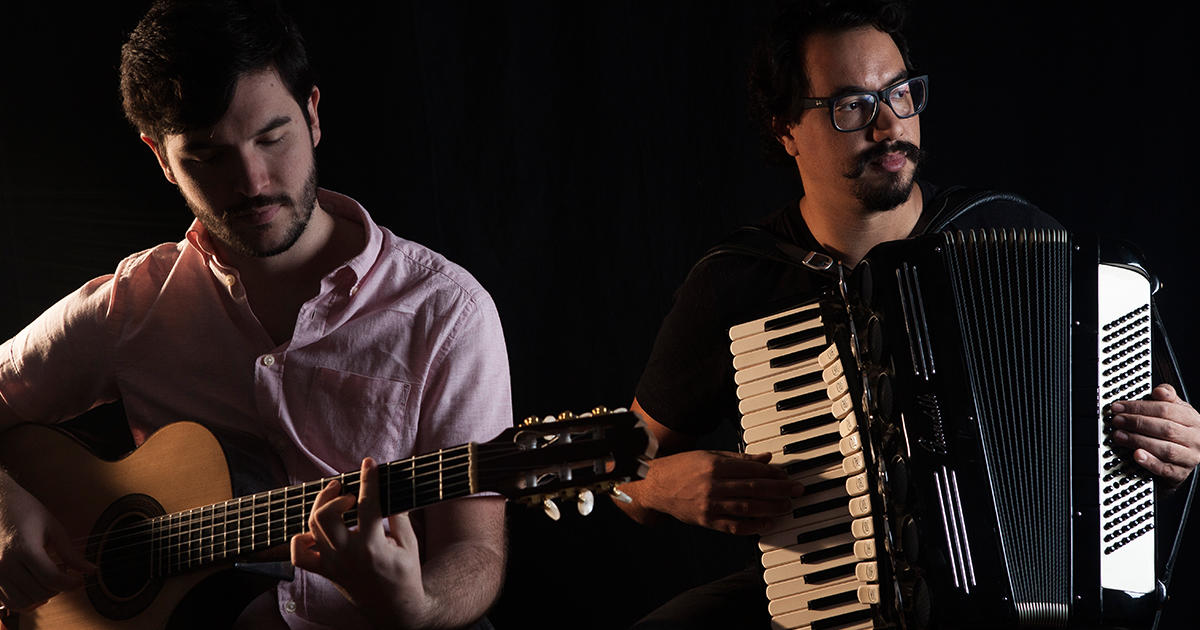 Alexandre Andrés & Rafael Martini