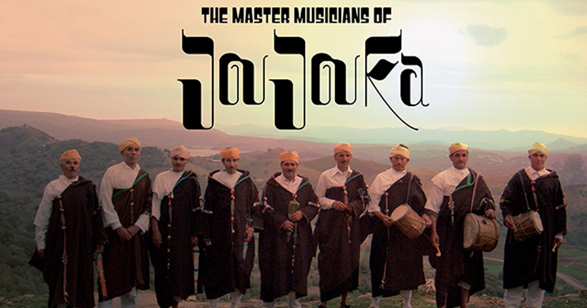 The Master Musicians of Joujouka  (Morocco)