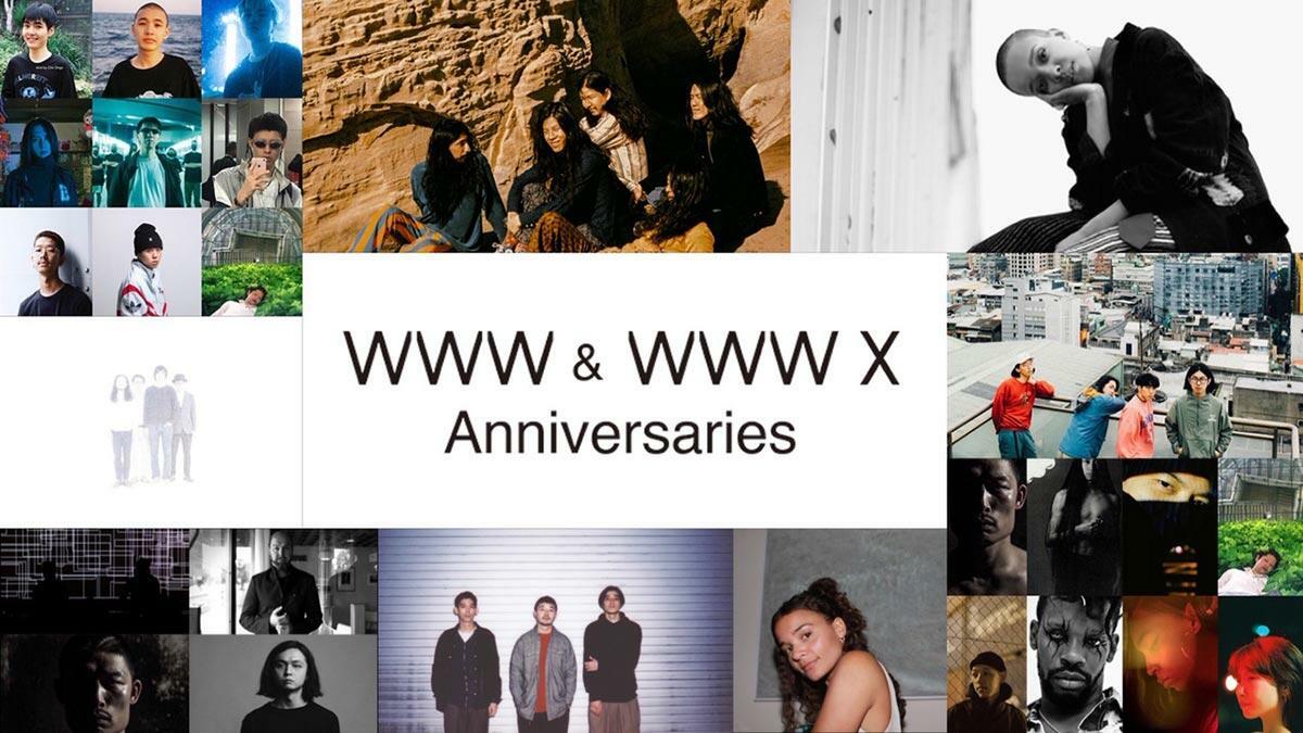 WWW & WWW X Anniversaries