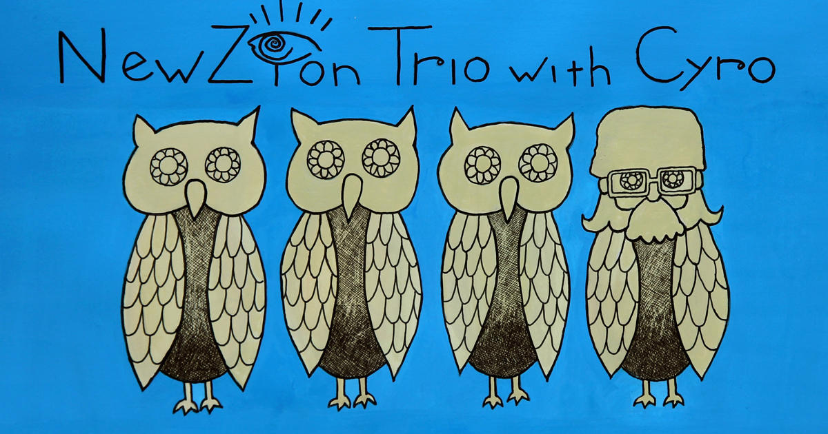 New Zion Trio with Cyro Baptista